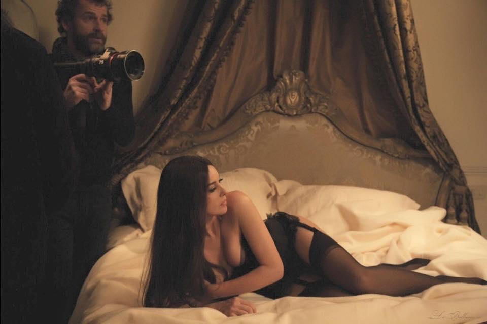 Monica bellucci nude pleasure that