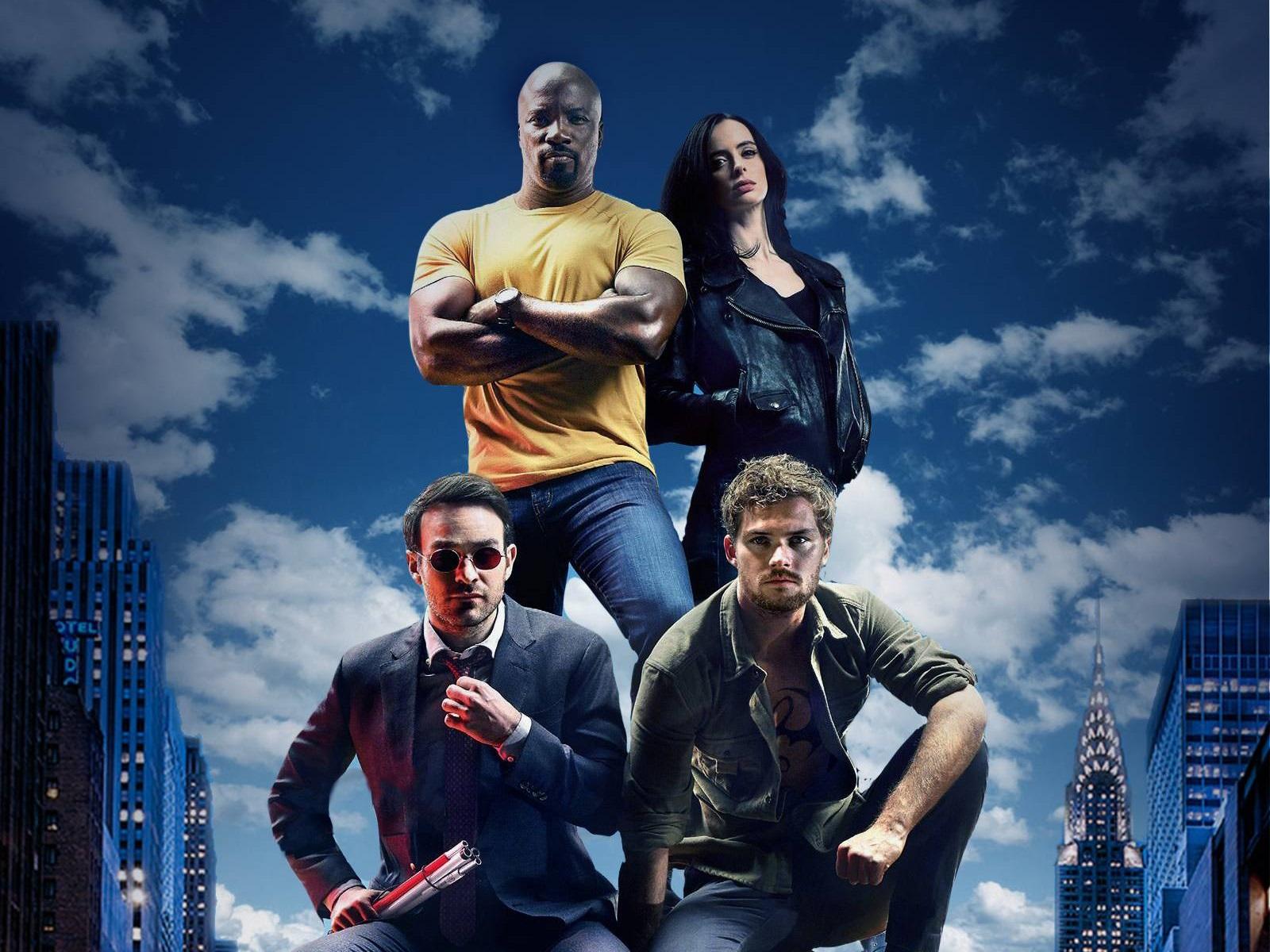 marvel's defenders blue sky